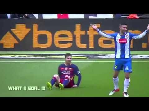 Barcelona Vs Espanyol 5-0 Highlights HD 2016