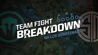 Team Fight Breakdown with Jatt: IMT vs TSM (2016 NA LCS Spring Semifinals)