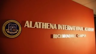 ALATHENA INTERNATIONAL ACADEMY SCHOOL VIDEO - ENGLISH