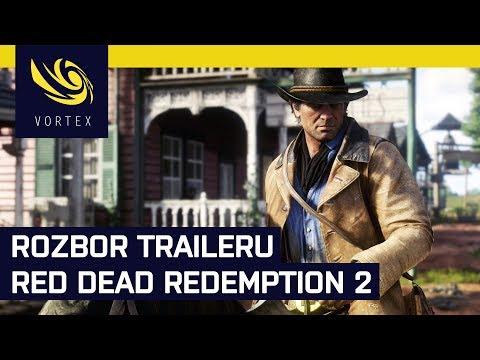 Red Dead Redemption 2 - rozbor gameplay traileru