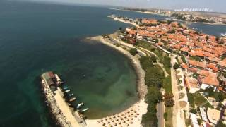 Nessebar Bulgaria  City new picture : FPV HD Nessebar Bulgaria
