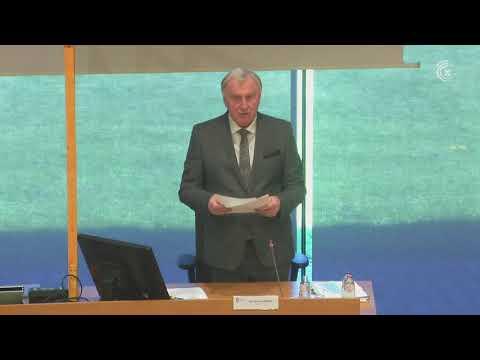 Vorschaubild Livestream auf YouTube: 'Plenarsitzung'