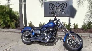 4. Used 2007 Harley Davidson  Dyna LowRider for sale in Florida USA