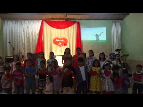 Homenagem 01  no Dia das Mães Ebenezer Palmeirina - 2013