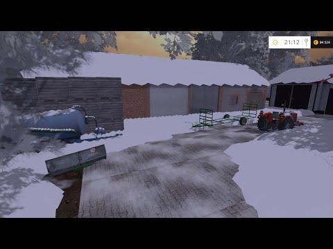 Sadownicza dolina v1 Snow by Krzychu