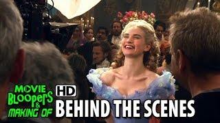 Cinderella (2015) Making Of&Behind The Scenes