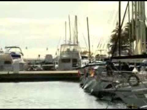 Benalmádena Puerto Deportivo. Capitanía Video