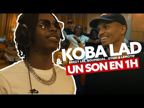 1 Son en 1H : La folie de Koba LaD !