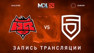 Hell Raisers vs PENTA, MDL EU, game 2 [Lum1Sit]