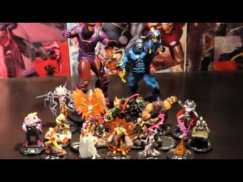 Marvel Heroclix GSX Unboxing - Giant Sized X-Men