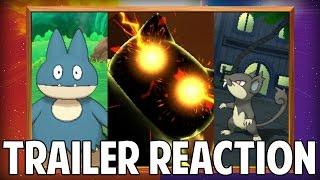 POKEMON SUN & MOON SNORLAX Z MOVE + ALOLAN RATTATA!! Trailer Reaction w/ TheKingNappy! by King Nappy