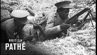 Ethiopia Preparing For War 1935