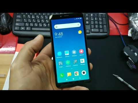 Xiaomi Redmi 6A Global Version 5.45 inch 2GB RAM 16GB Quad core 4G Smartphone - Black