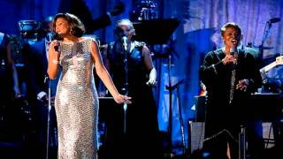 Whitney Houston's Last Performance 2012 - with Kelly Price - YouTube