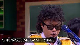 Download Video niat ngasi kejutan melodi, eh  bang roma malah terkejut sendiri MP3 3GP MP4