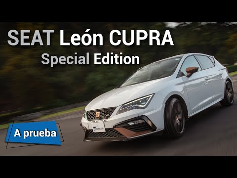 León Cupra Special Edition - así se despide SEAT de su hot hatch