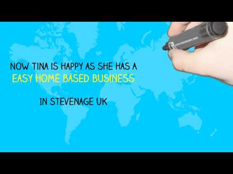 Easy home based business in Stevenage UK