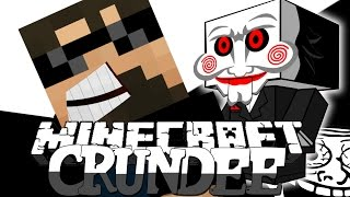 Minecraft: CRUNDEE CRAFT | GAME OVER Troll!! [29]