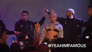 DaniLeigh Live In NYC at SOBs on her Be Yourself Tour