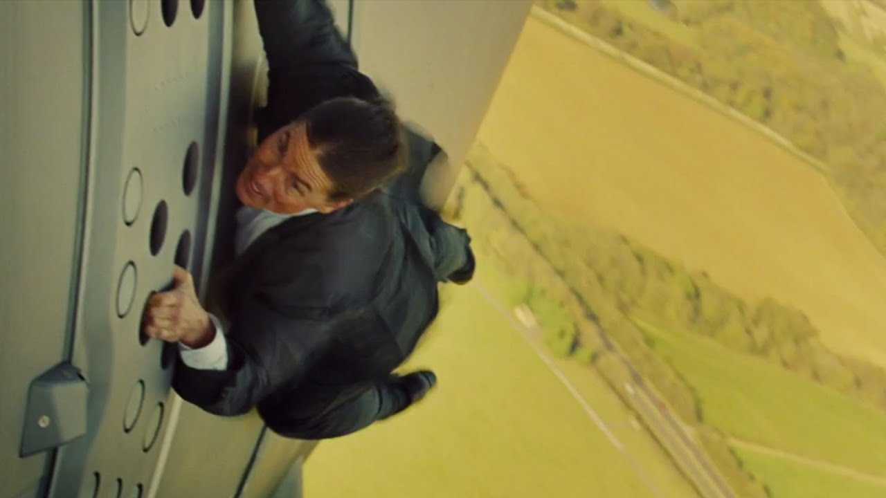 Movie Trailer #2: Mission: Impossible – Rogue Nation (2015)