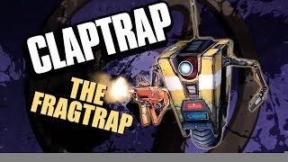 Giocando come Claptrap