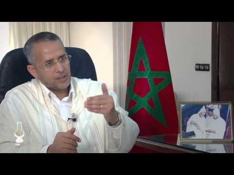 حوار مع الشوباني بالأمازيغية