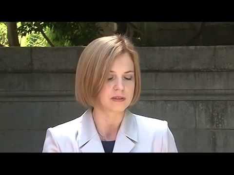 Поклонская считает отречение Николая незаконным