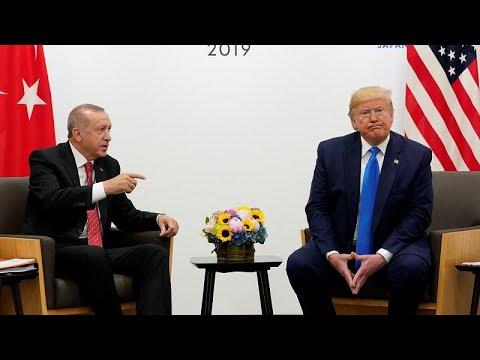 Στον κάλαθο των αχρήστων πέταξε ο Ερντογάν την επιστολή Τραμπ…