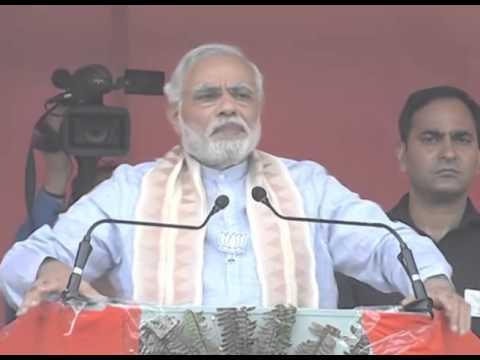 बिहार की जनता ने नया बिहार बनाने का निर्णय ले लिया है : PM Narendra Modi during Parivartan Rally #BiharElections
