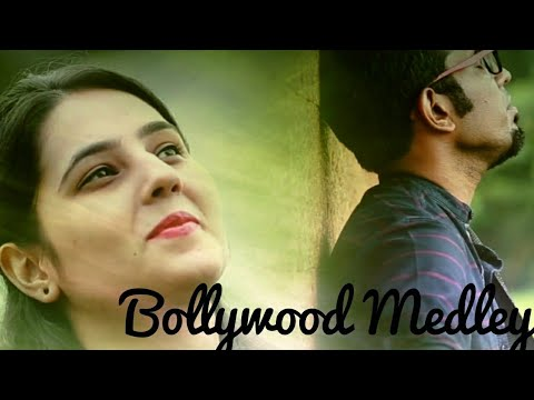 Bollywood Medley Unplugged||Love songs||Guitar version||Rohini Kalamkar||Sanjay VK