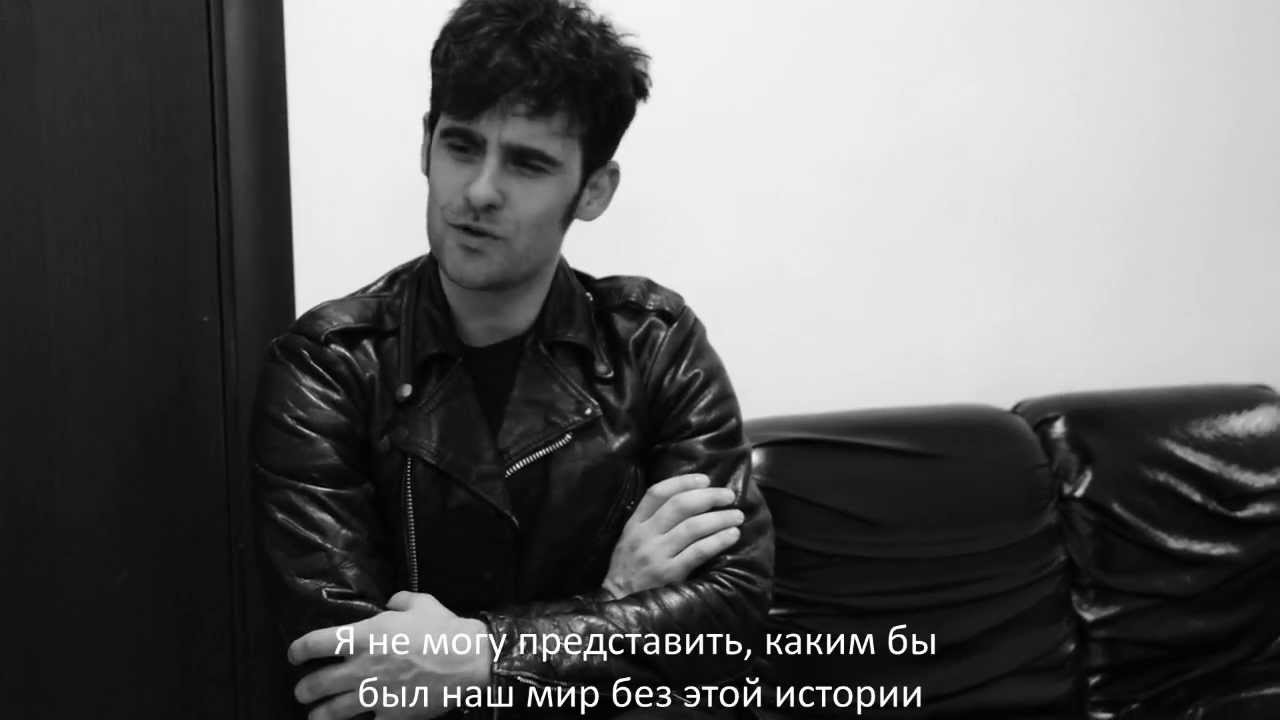 ASK iAN * Robert Levon Been interview // Musical Express Russia