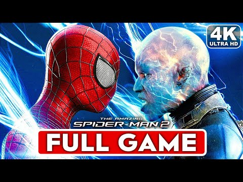 THE AMAZING SPIDER-MAN 2 Gameplay Walkthrough Part 1 FULL GAME [4K 60FPS PC] - No Commentary
