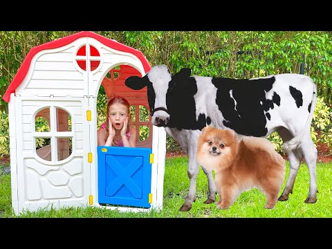 Nastya and a Funny Collection of Summer Stories for Kids