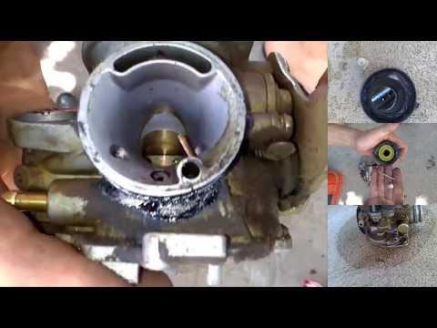 Come pulire un carburatore per scooter 4T
