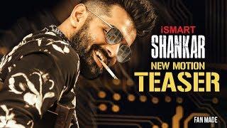 Ismart Shankar New Motion TEASER | Ram Pothineni | Puri Jagannadh | 2019 Telugu Movies | Fan Made