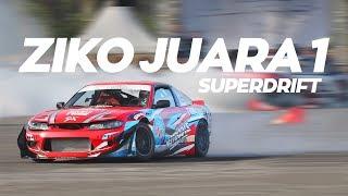 Download Lagu Ziko Juara 1 SuperDrift! | SPECIAL 100k SUBSCRIBER Mp3