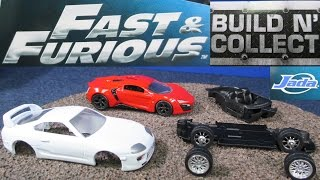 Nonton Jada Fast & Furious Build N' Collect Diecast Cars With Brian's Toyota Supra! Film Subtitle Indonesia Streaming Movie Download