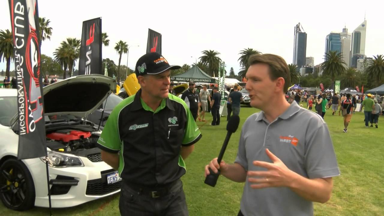Shannons Classics on the Park – Quit Targa West 2014