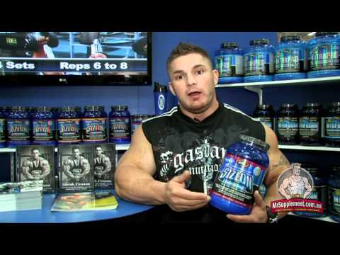 size on - http://www.mrsupplement.com.au - Gaspari athlete, Flex Lewis talks about Gaspari Nutrition's Size On Max Performance. SizeOn has now evolved into the Ultimat...