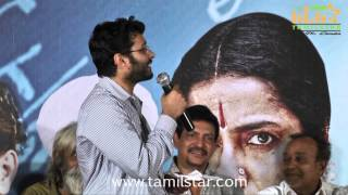 Ramanujan Movie Press Meet Part 1