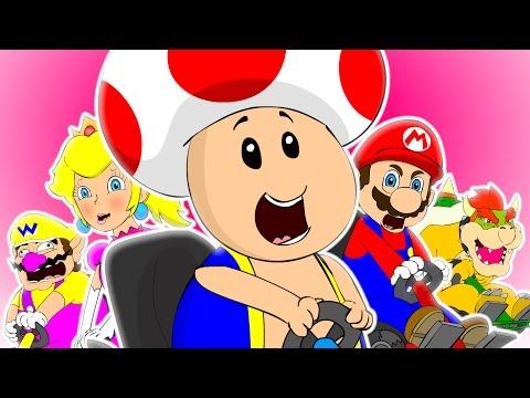 Mario Kart The Musical