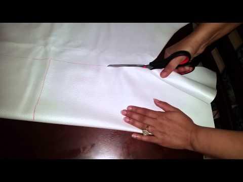 Fabriquer des bottes de déguisement p1