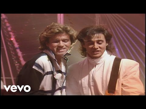 Wham! - Freedom (Live from Top of the Pops 1984)