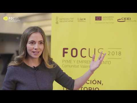 """Alicia Asín en """"Focus Pyme Enrédate: encuentro empresarial y de networking"""" 30/11/2018[;;;][;;;]"""