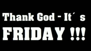 Tech House Mix August / September 2012 - 014 - Thank God - It´s Friday !!!