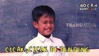 Video CICAK-CICAK DI DINDING   BOCAH NGAPA(K) YA (16/03/19) MP3, 3GP, MP4, WEBM, AVI, FLV Maret 2019