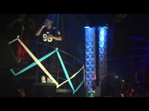 P Reign & Drake at Tantra