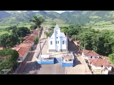 Dom Silvério, Guiricema - MG Filmagem com Phantom 3.