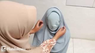 Video Cara Menjahit Jilbab Pashmina Instan, mudah dan praktis. MP3, 3GP, MP4, WEBM, AVI, FLV Januari 2018