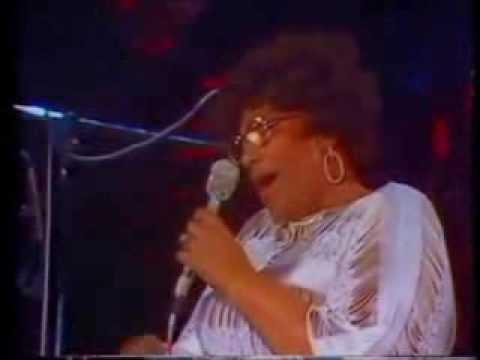 Ella Fitzgerald the Master of Scat Singing (видео)